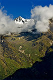 Nepal landskap Royaltyfria Foton