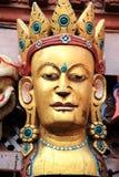 Nepal Mask. Royalty Free Stock Photography