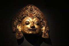 Nepal maskering royaltyfria foton