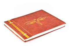 Nepal Mulberry paper notebook Stock Images