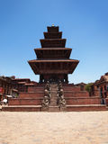 Nepal pagoda stock photos