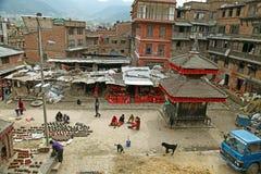 Nepal people Royalty Free Stock Photo