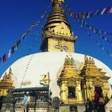 nepal fotografie stock