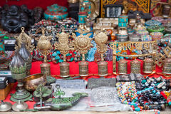 Nepal souvenir. Royalty Free Stock Images