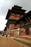 Nepal temple Royalty Free Stock Images