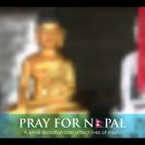 Nepal trzęsienia ziemi 2015 pomoc Fotografia Royalty Free
