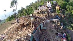Nepal trzęsienie ziemi zbiory wideo