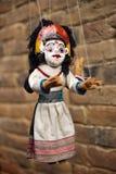 Nepalean puppets, Nepal Royalty Free Stock Image