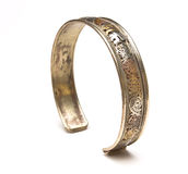 Nepalese bangle Royalty Free Stock Image