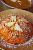 Nepalese Briyani Rice Dish Stock Photo