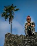 Nepalese man Stock Photo