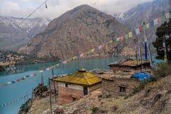 Nepalese nederzetting stock afbeeldingen