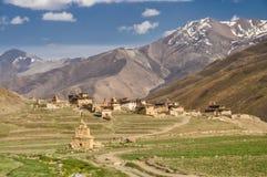 Nepalese settlement Stock Photo