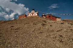 Nepalese shrine Royalty Free Stock Photography