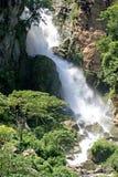 Nepalese Waterval Royalty-vrije Stock Afbeeldingen