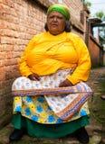 Nepalese woman royalty free stock photos