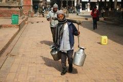 Nepali man Royalty Free Stock Photos
