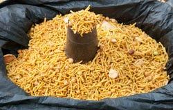 Nepali snacks Stock Photos