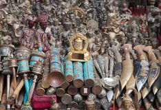 Nepali souvenirs Stock Image