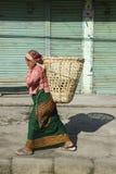 Nepali Woman Royalty Free Stock Image