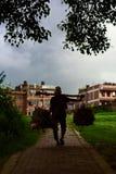 Nepaliportier Stock Afbeeldingen