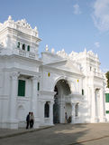 Nepals Royal Palace Lizenzfreie Stockfotos