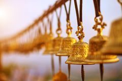 Nepaly Bells Royalty Free Stock Image