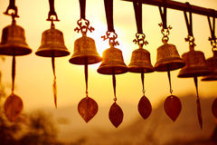 Nepaly Bells Stock Image