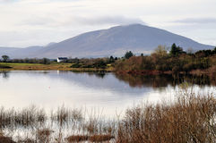 Nephin Mountains Stock Image