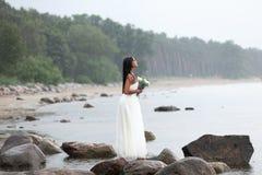 Neptun的新娘 库存照片