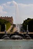 Neptun-Brunnen, Versailles lizenzfreies stockbild