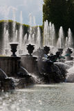 Neptun-Brunnen, Versailles lizenzfreie stockbilder
