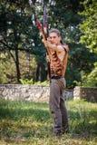 NEPTUN, ROMANIA - JULY 28, 2015 - Ancient Festival - Reenactment Stock Photo