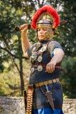 NEPTUN, ROUMANIE - 28 juillet 2015 - festival antique - reconstitution Photos libres de droits