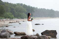 Neptun's bride Stock Photos