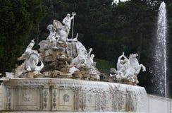 Neptunbrunnen Immagine Stock