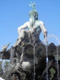 Neptunbrunnen Stock Image