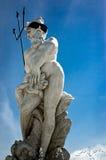 Neptune, Beatnik of the Sea Royalty Free Stock Photography