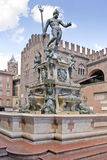 Neptune in Bologna Stock Photo