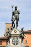 Neptune fountain, Bologna Stock Photography