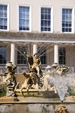 Neptune Fountain, Cheltenham. Royalty Free Stock Image