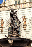 Neptune Fountain Royalty Free Stock Photo