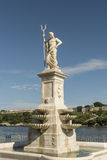 Neptune fountain Havana Stock Images
