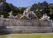 Neptune Fountain Stock Images
