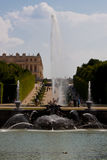Neptune fountain, Versailles Royalty Free Stock Image