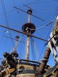 Neptune galeon in Genova Stock Photography