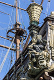 Neptune galleon Royalty Free Stock Photos