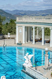 Neptune pool Royalty Free Stock Photography