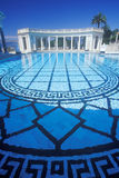 Neptune Pool at Hearst Castle, San Simeon, Central Coast, California Royalty Free Stock Images