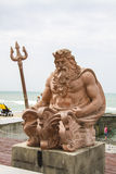 Neptune (Poseidon) Royalty Free Stock Images